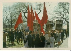 röd flaga